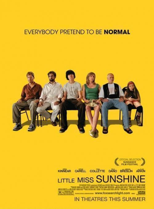 miss sunshine poster