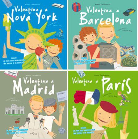Colecci n la valentina para viajar con ni os a barcelona for Viaje paris barcelona