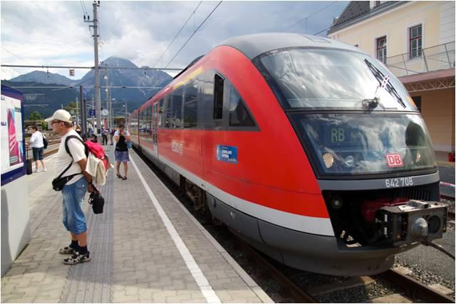 Interrail 40 a os 40 trenes 40 destinos familias en ruta for Oficina de turismo de suiza en madrid
