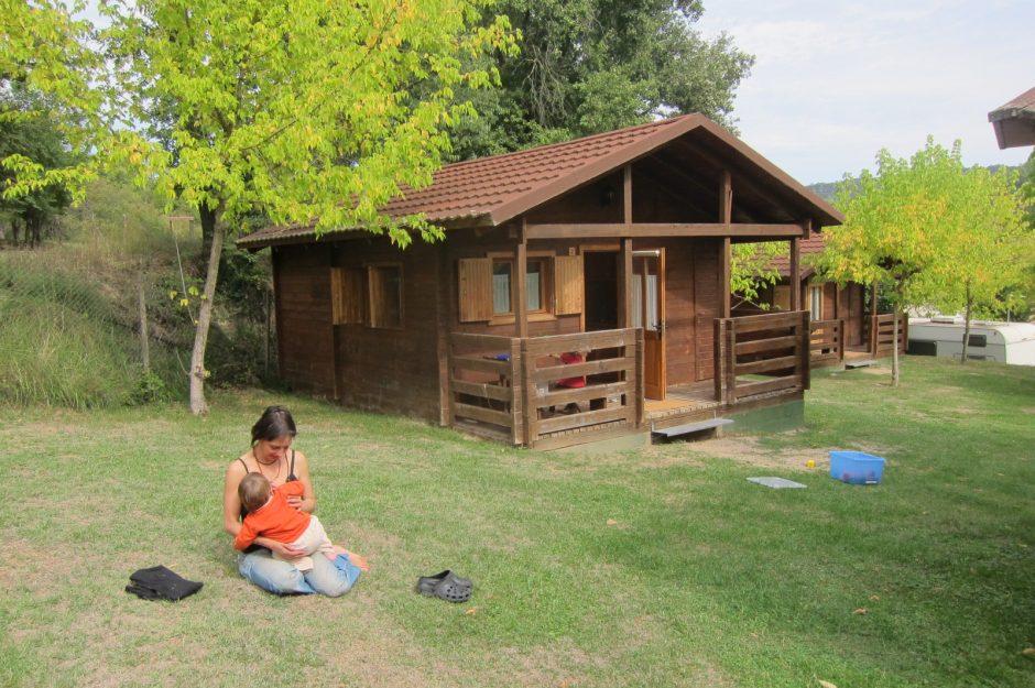 camping la vall: el irresistible encanto de lo cercano nos espera en