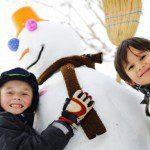 Diez alojamientos perfectos para disfrutar con tus hijos de la nieve