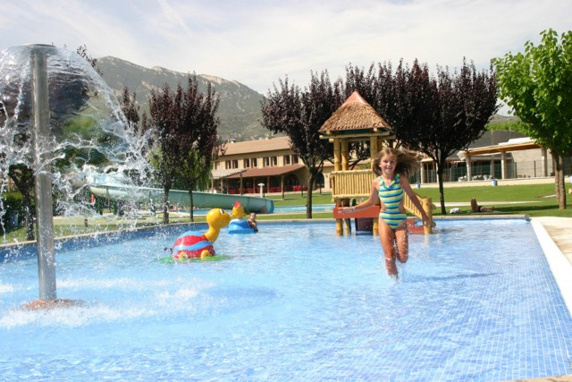 Campings familias Berga Resort