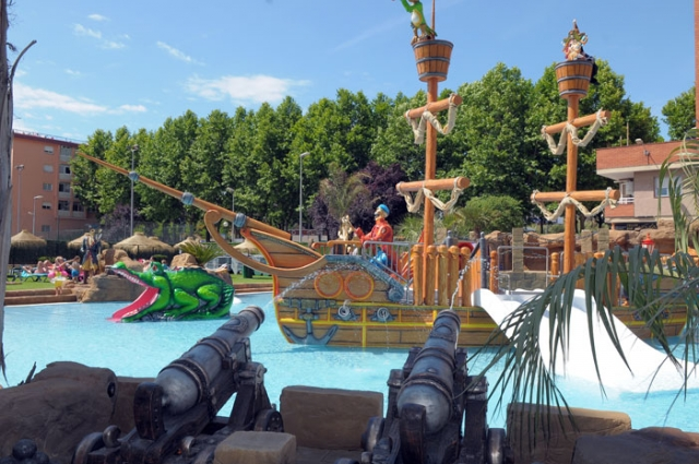 Hoteles para ir con ni os las cadenas espa olas m s child friendly familias en ruta - Hotel piscina toboganes para ninos ...