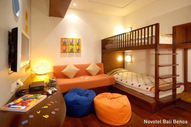 Hotel con niños Novotel