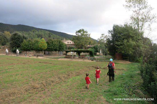 El Nus de Pedra ofrece multitud de excursiones cerca
