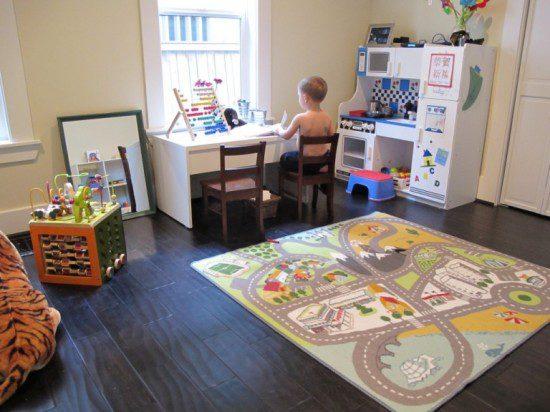 Llevando el Método Montessori a casa