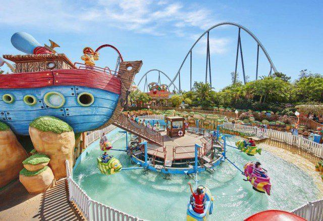 30 ideas y recursos para tus vacaciones con ni os for Hoteles en valencia con piscina