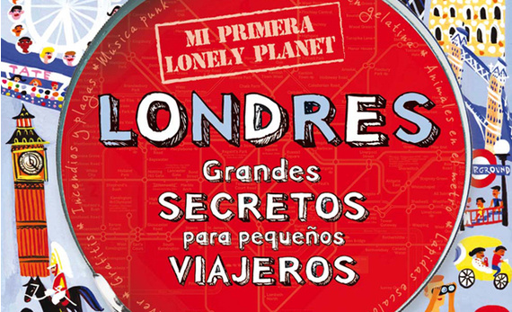 Mi Primera Lonely Planet Londres, manual de uso para niños