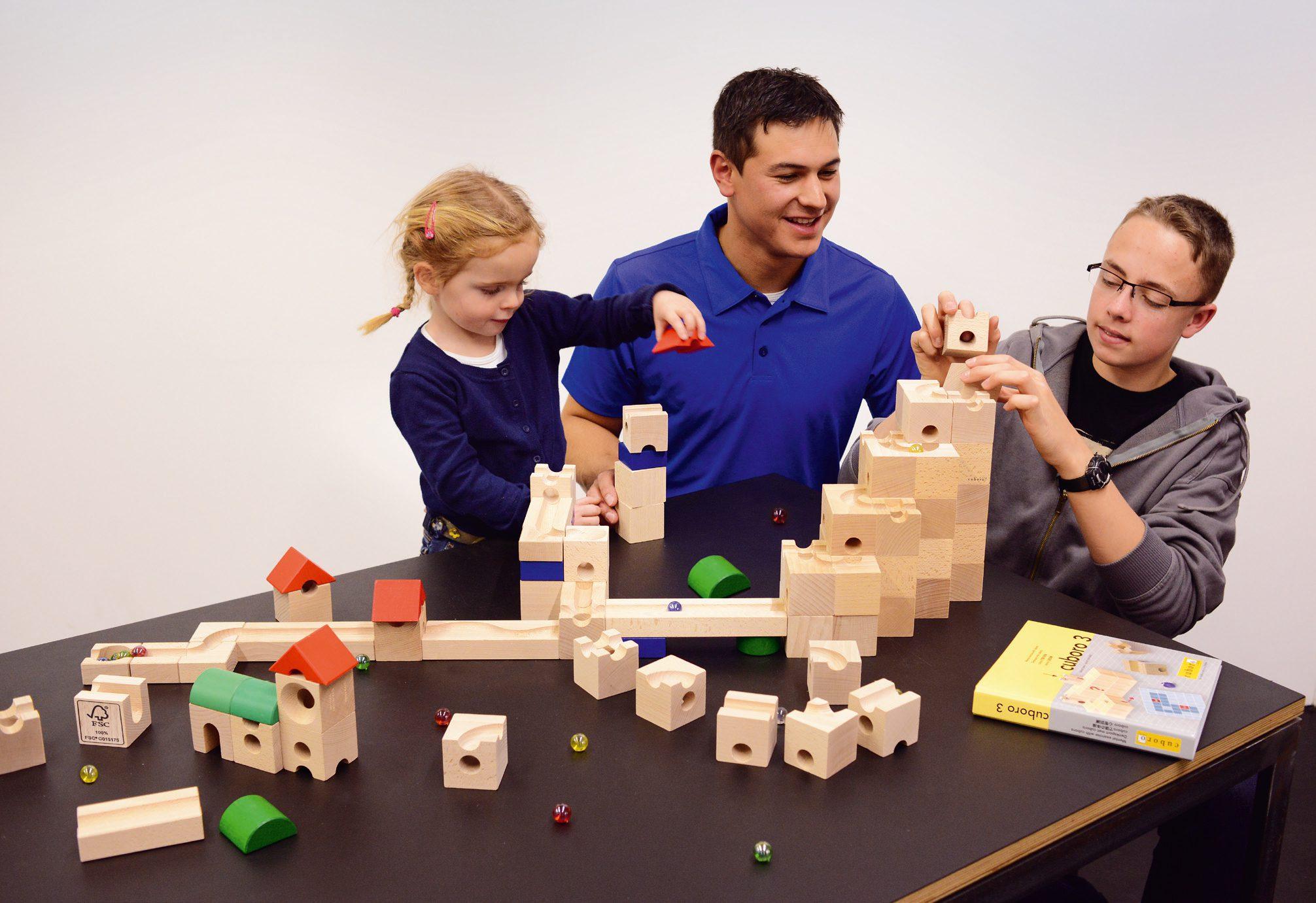 juguetes ideales para jugar en familia