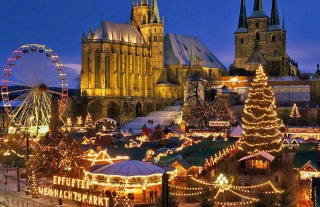 Quince planes de ensueño para viajar con niños en Navidad