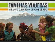 Documental familias viajeras cartel