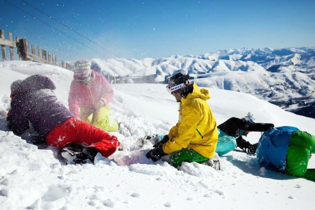 La estación de Saint-Lary-Soulan es otro de los puntos de referencia europeos para esquiar en familia