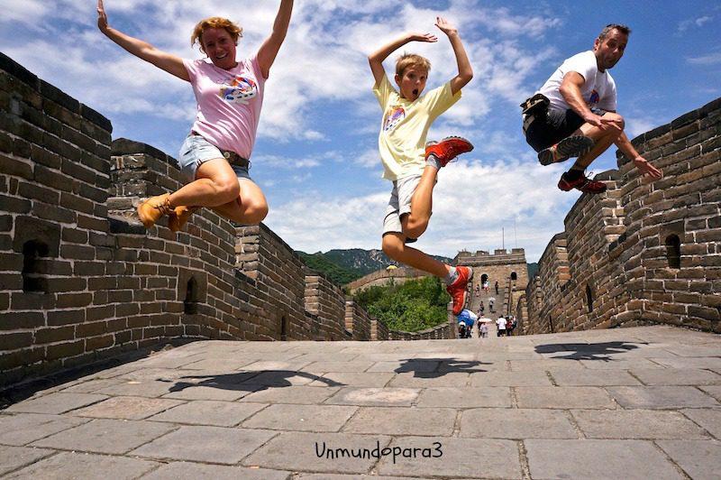 """Entrevista a la familia de Un Mundo para 3: """"el viajar no ... - photo#49"""
