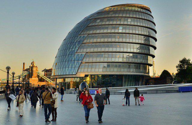 Ayuntamiento de Londres.