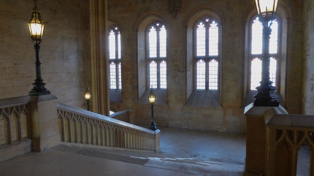 Christ ChurchCollege, en Oxford.