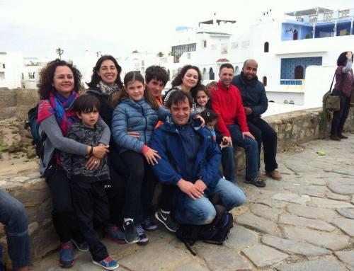 En la otra orilla de mis sentidos: relato de un viaje al Norte de Marruecos