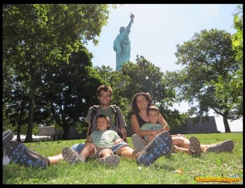 Estados Unidos con niños, así vivimos nuestra aventura 'road trip'