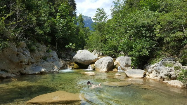 una selecci n de piscinas naturales de catalu a familias