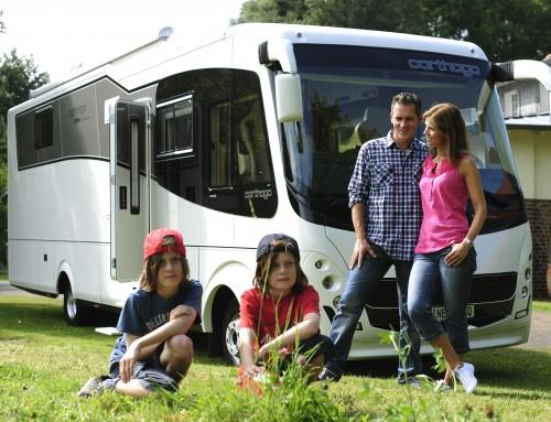 Estas son algunas de las caravanas y autocaravanas más originales para viajar en familia