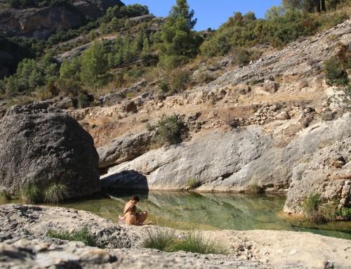 Una selección de piscinas naturales de Cataluña