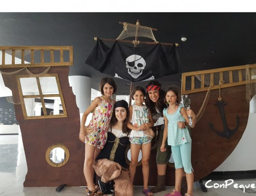 Así se vive un verano pirata con peques en el Barceló Sevilla Renacimiento