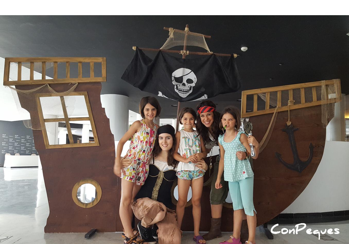 As U00ed Se Vive Un Verano Pirata Con Peques En El Barcel U00f3