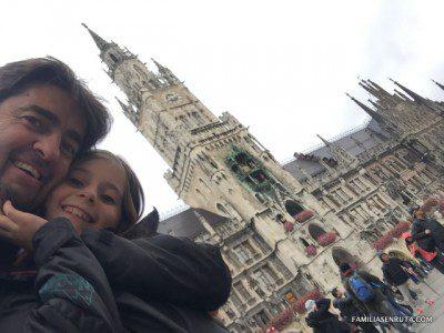 En Munich con niños