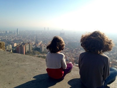 Guía completa para visitar Barcelona con niños