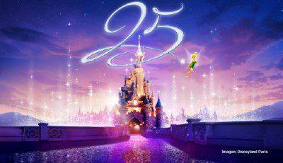 Promoción 25 aniversario Disney
