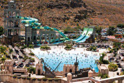 Gran Canaria con niños - Aqualand