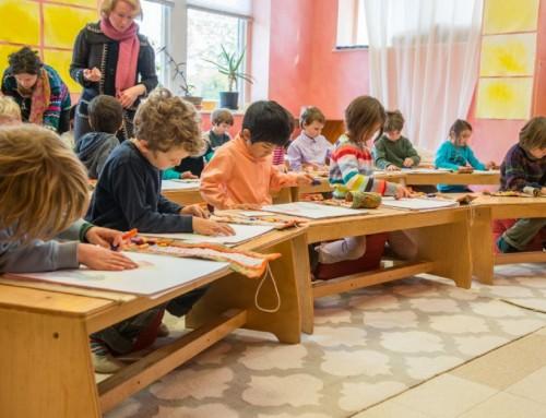 Qué es la pedagogía Waldorf y como llevar su esencia a casa