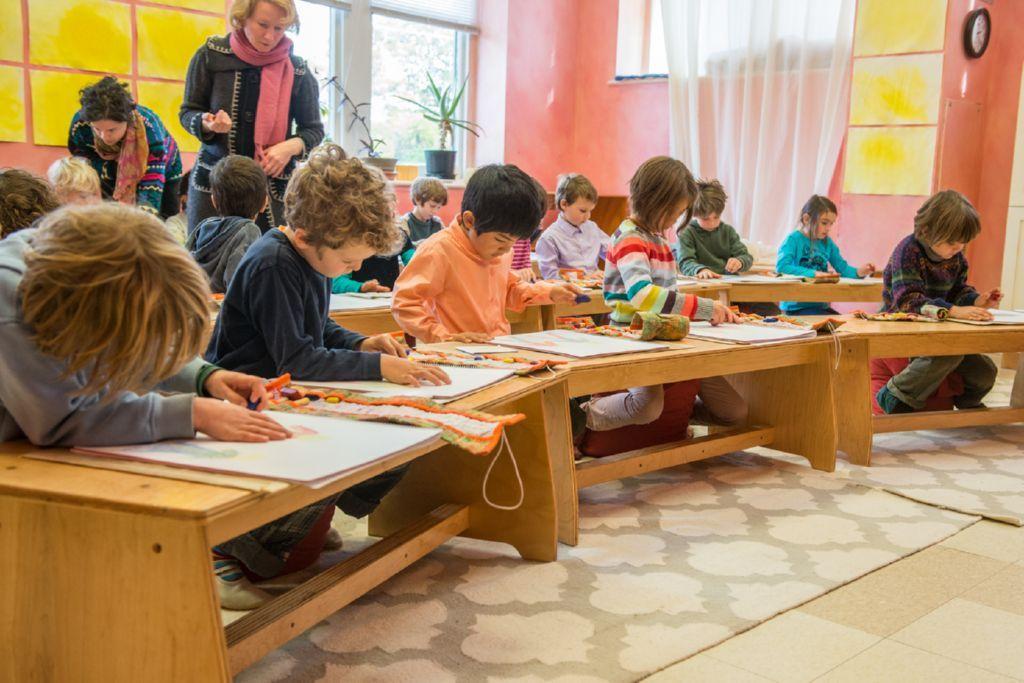 Que Es La Pedagogia Waldorf Y Como Llevar Su Esencia A Casa