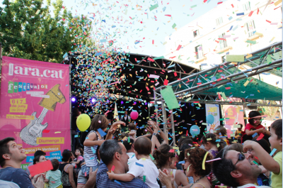 festivales con niños