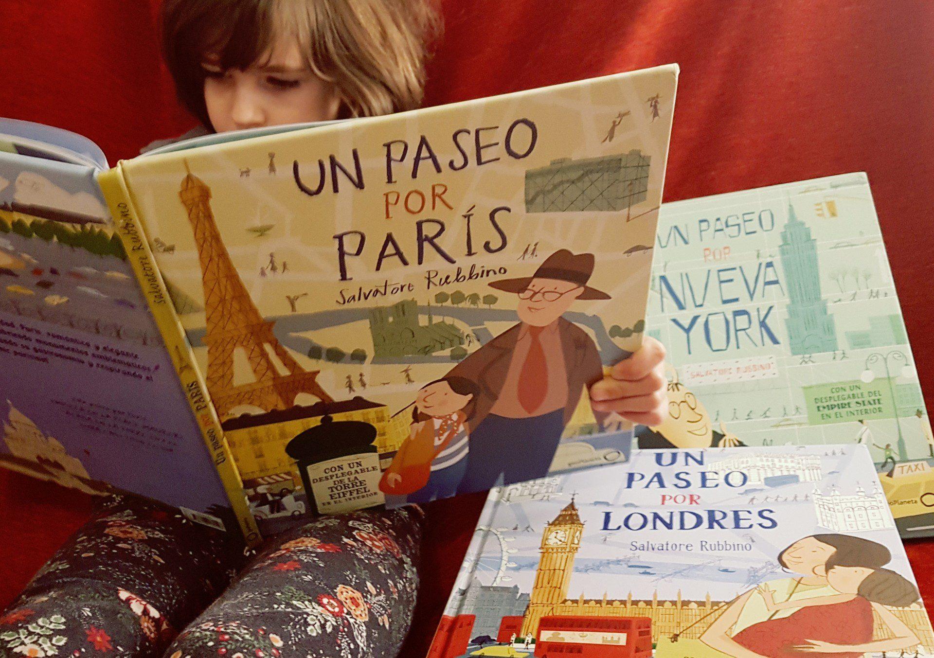 42ad7ddea Un paseo Lonely Planet con niños por Paris, Londres y Nueva York ...