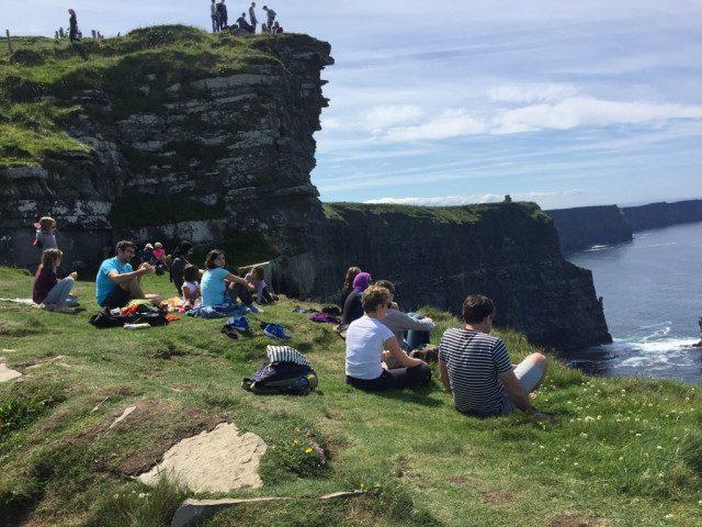 Green Spiral Irlanda, la forma más natural de aprender inglés en familia