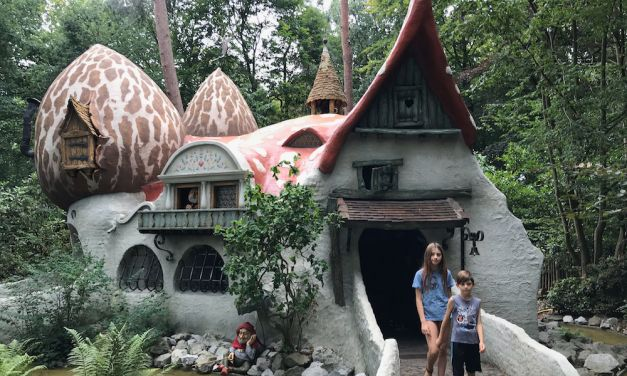 Etfeling, un parque temático de cuento de hadas